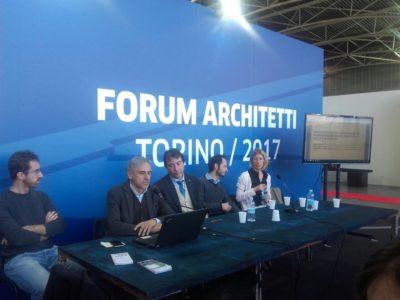 Enrico Giacopelli interviene al Forum degli Architetti a Restructura