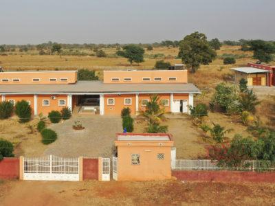 Maison des sœurs Loul Sessène Sénégal
