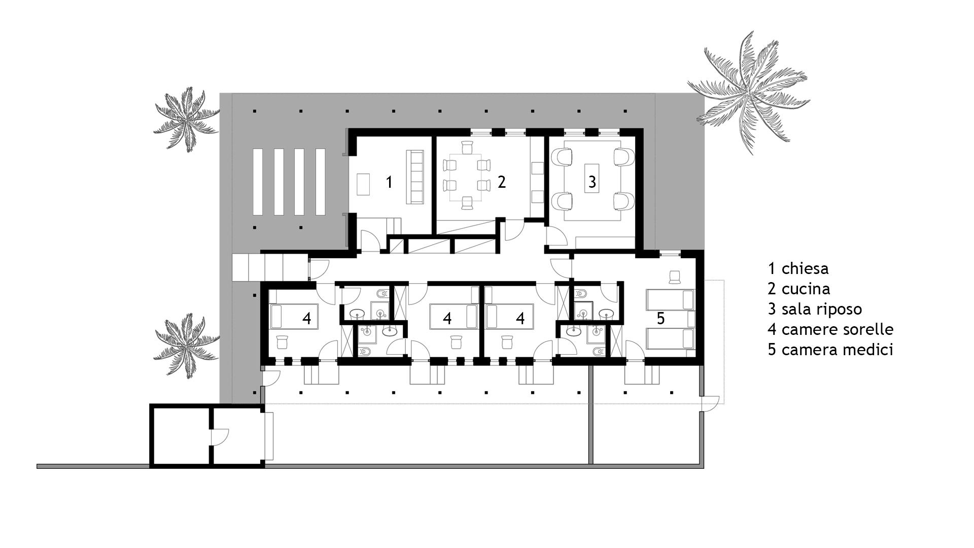 Maison de seurs_Architecture_plan
